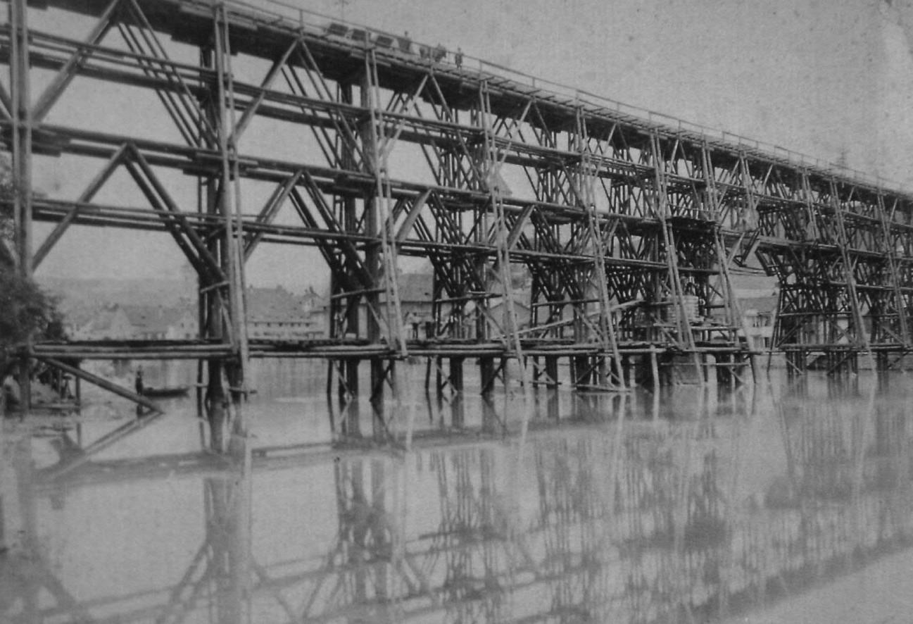 Eisenbahnbrücke 1894