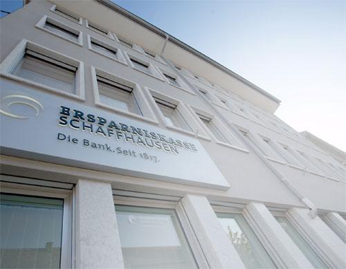 EKSH Hauptsitz Schaffhausen