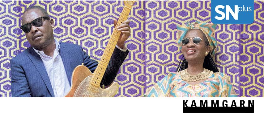 Titelbild Amadou & Mariam