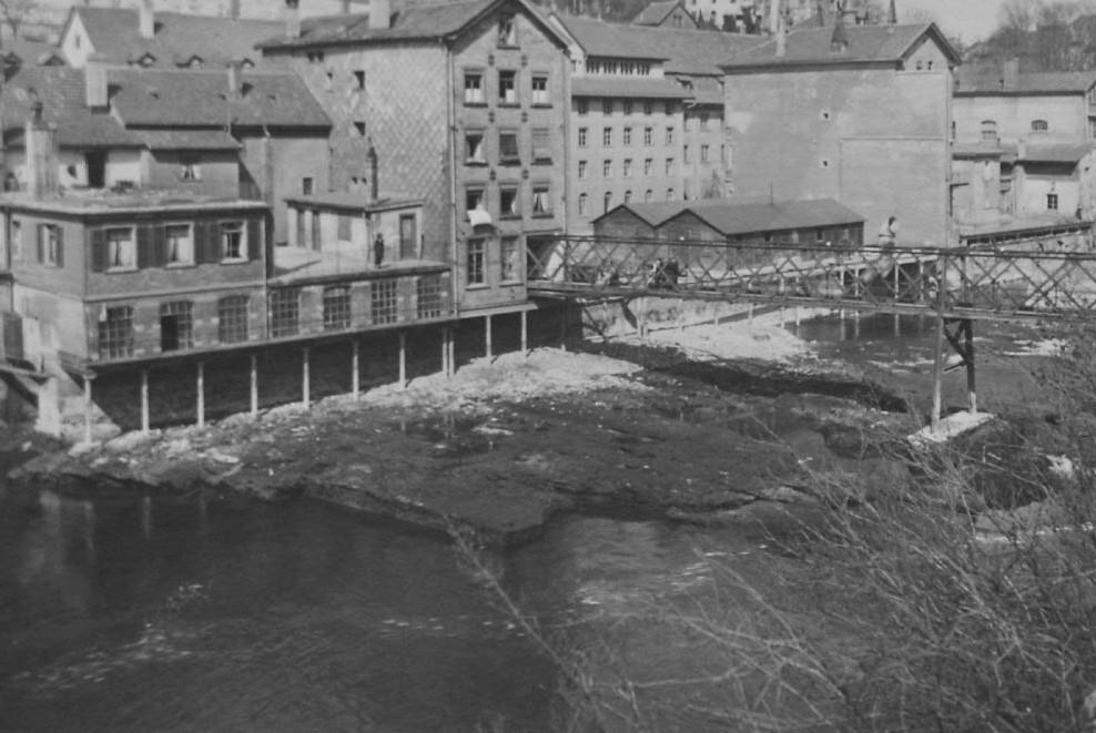 Kraftwerksteg 1921