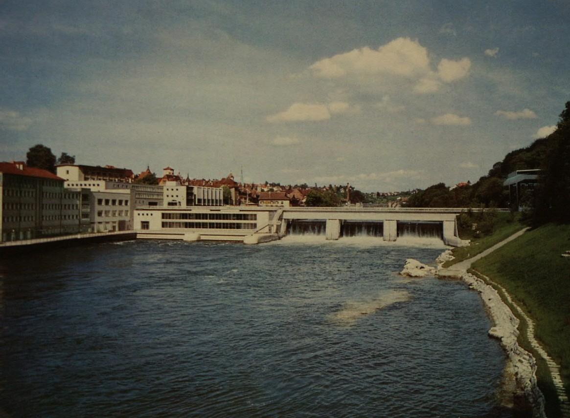 Kraftwerksteg 1976