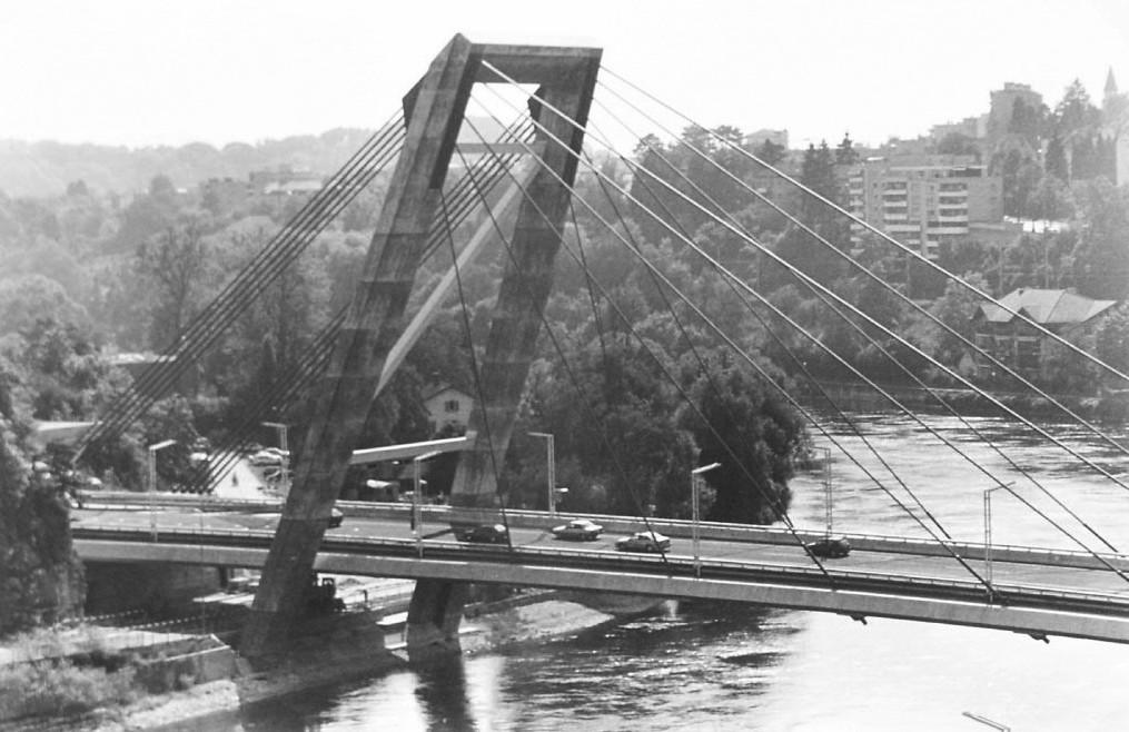 N4-Brücke 1996