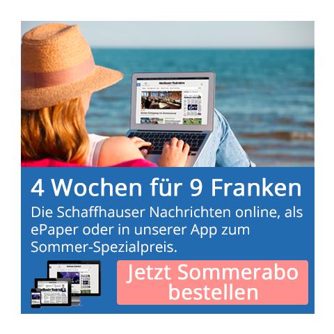 Sommeraktion shn.ch 4 Wochen für 9 Franken lesen