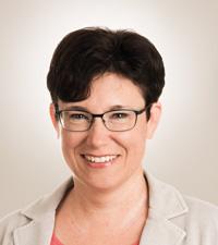 SVP Ruth Metzger