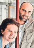 Tomas und Karin Rabara