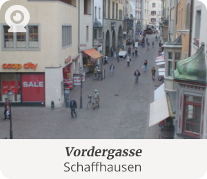 Webcam Vordergasse