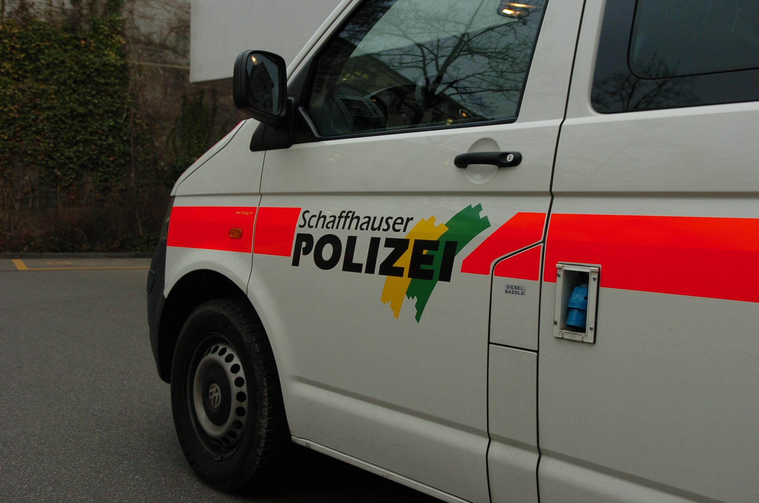 Polizei sucht nach Unfall einen Fahrradfahrer | Schaffhauser Nachrichten