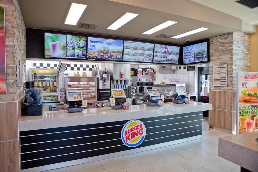 Burger King Marburg