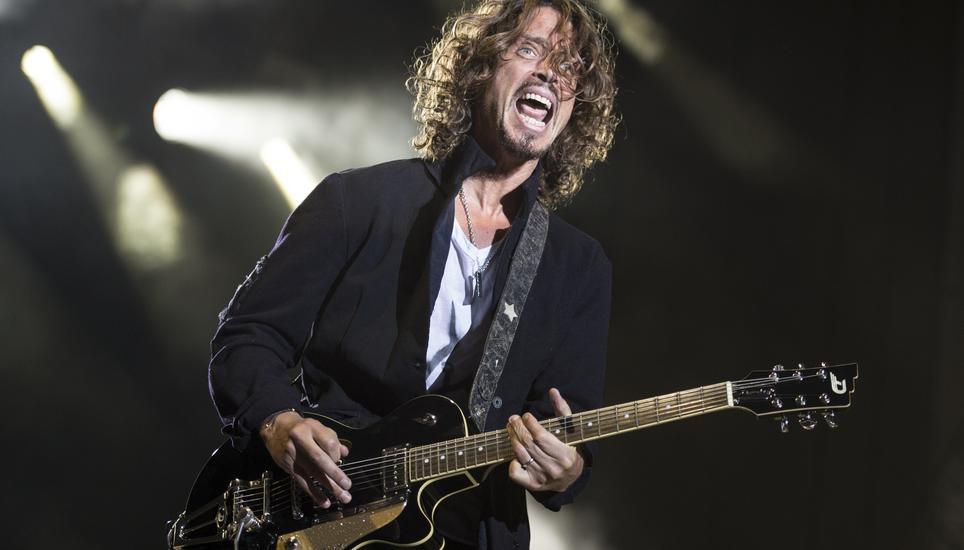 Mit 52 Jahren: Soundgarden-Sänger Chris Cornell gestorben