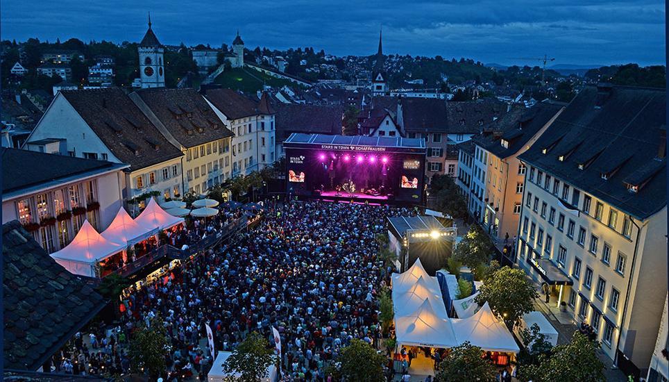 Stars In Town Schaffhausen