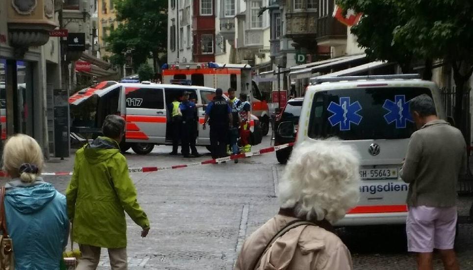 Kettensage Angreifer Ist Voll Schuldunfahig Schaffhauser Nachrichten