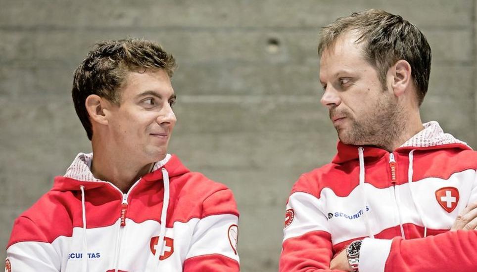Laaksonen verliert Startspiel im Davis-Cup