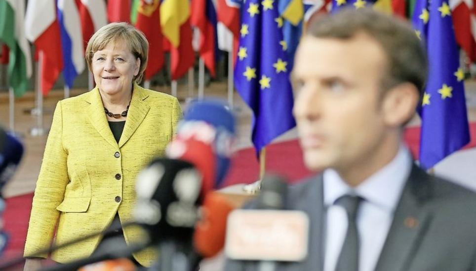 Macron und Merkel wollen bis März Vorschläge für Währungsunion ausarbeiten