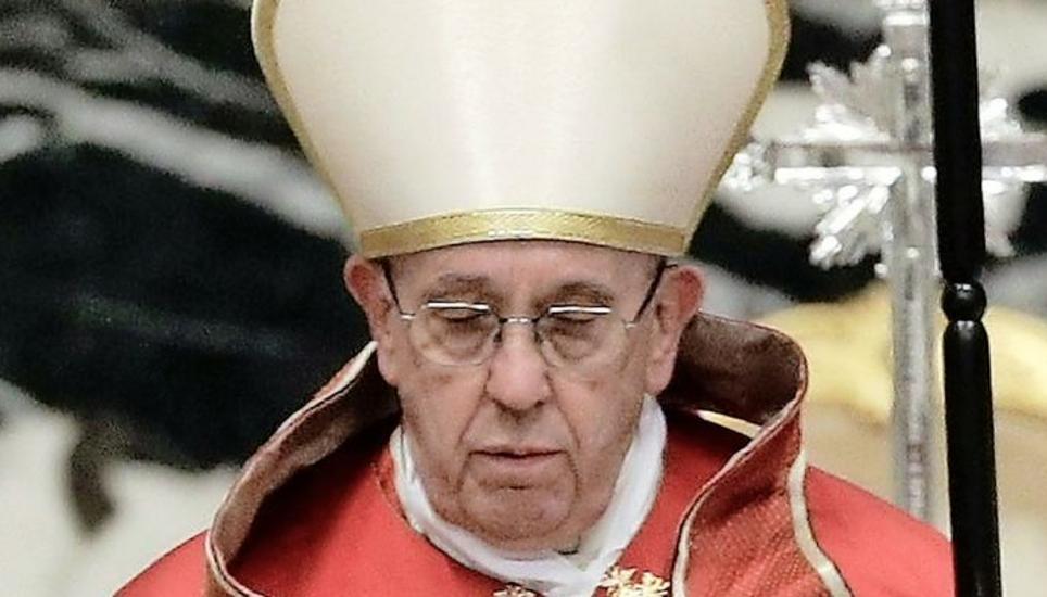 Papst kritisiert
