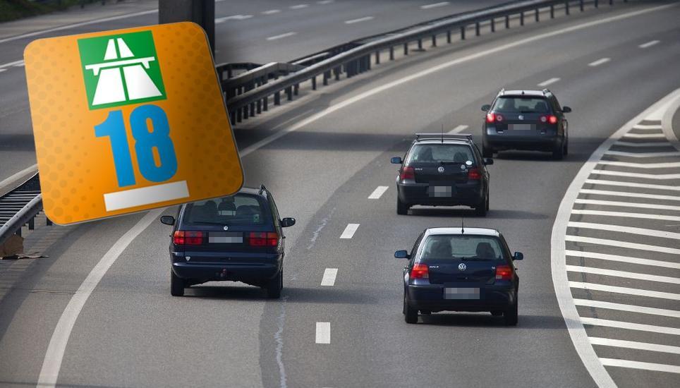 Neue Autobahn Vignette Wie Bekommt Man Die Alte Ab