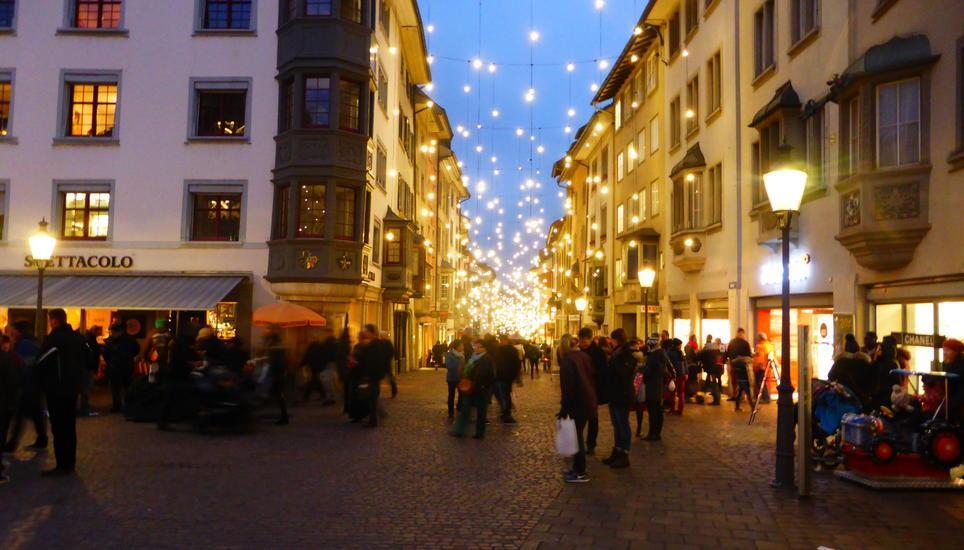 Weihnachtsbeleuchtung Forum.Bald Kommt Die Weihnachtsbeleuchtung Schaffhauser Nachrichten
