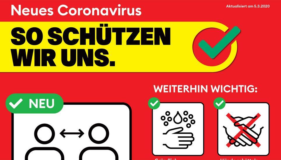 Coronavirus Neues