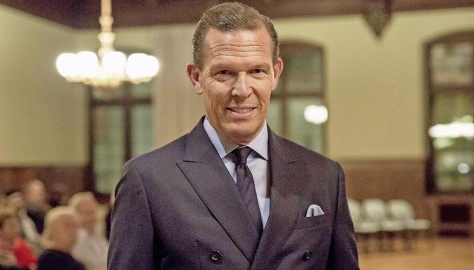 Fünfjahresvertrag unterschrieben: Daniel Grieder wird im Juni 2021 CEO von Hugo Boss