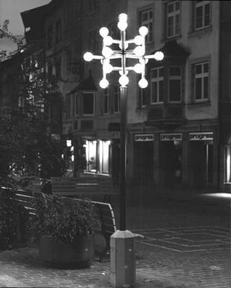 Ab Wann Macht Man Die Weihnachtsbeleuchtung An.Als Es In Schaffhausen Das Erste Mal Weihnachtlich Leuchtete