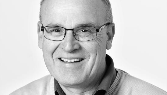 Hans-Christoph Steinemann von den Schaffhauser Nachrichten