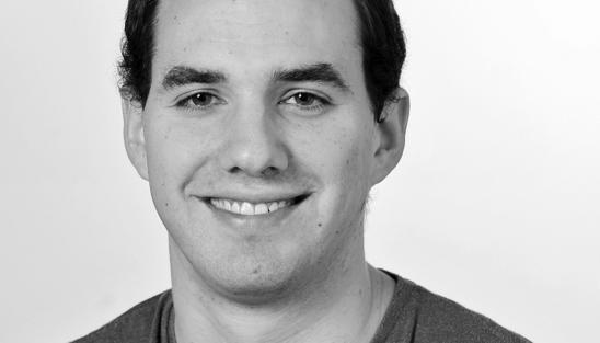 Daniel Zinser von den Schaffhauser Nachrichten
