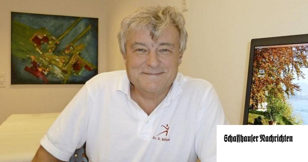 Stein am Rhein: Ueli Böhni mit 551 Stimmen gewählt - Schaffhauser Nachrichten