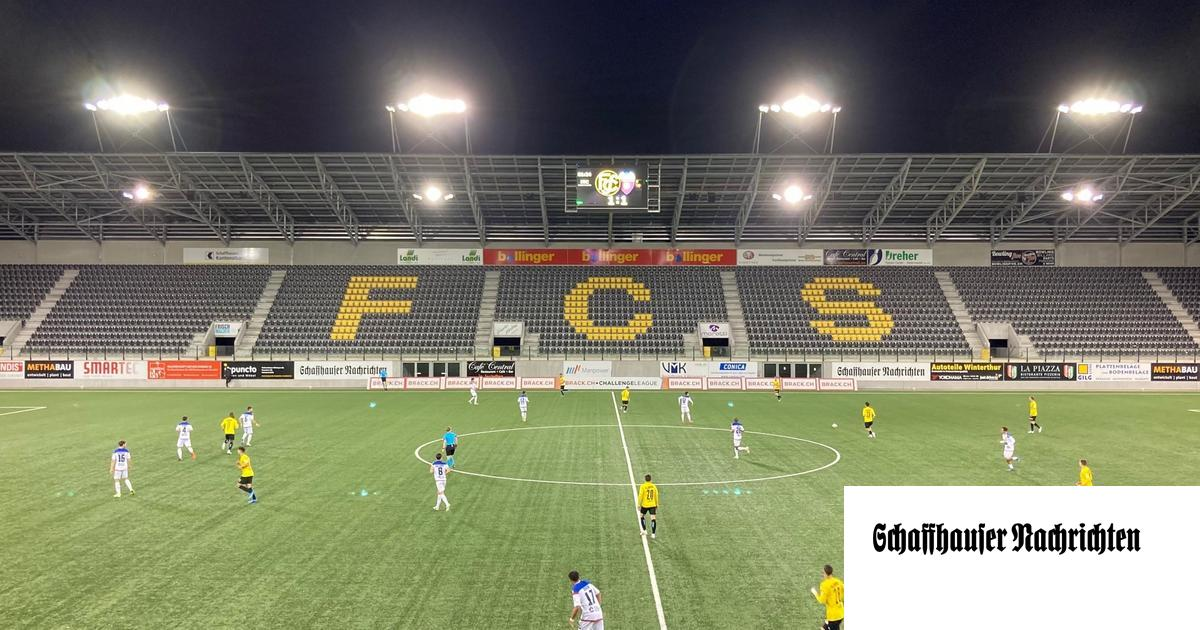 FC Schaffhausen must continue to hope for a license